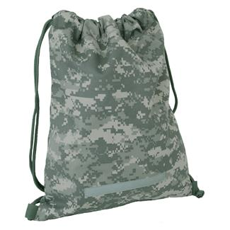 Mercury Luggage Drawstring Backpack Army Digital