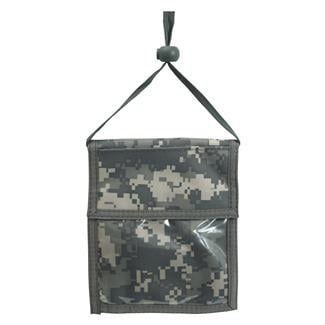 Mercury Luggage Neck ID Holder Army Digital