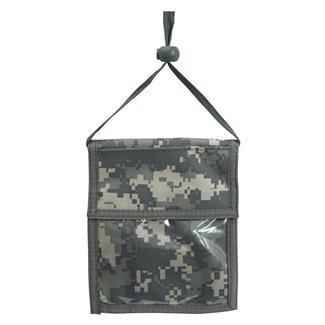 Mercury Luggage Neck ID Holder Army Digital