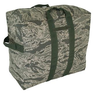 Mercury Luggage Kit Bag Air Force Digital
