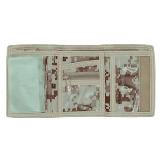 Mercury Luggage Tri-Fold Wallet Marpat Desert
