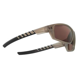 Under Armour Ranger Storm Brown Storm Polarized Satin Crystal Brown