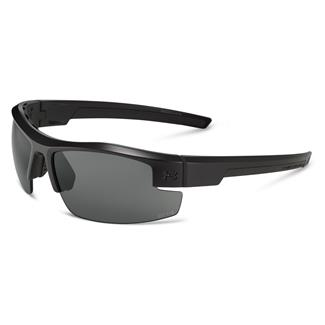 Under Armour Reliance Ballistic Satin Black (frame) - Gray (lens)