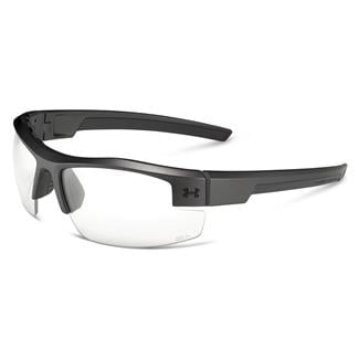 Under Armour Reliance Satin Carbon (frame) - Clear (lens)