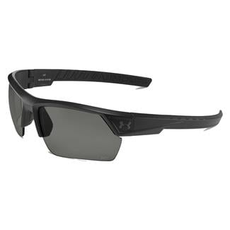 Under Armour Igniter 2.0 WWP Gray / Clear / Yellow Satin Black 3 Lenses
