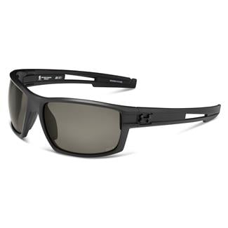 Under Armour Captain WWP Gray Satin Black