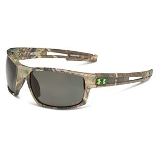 Under Armour Captain Realtree (frame) - Gray (lens)