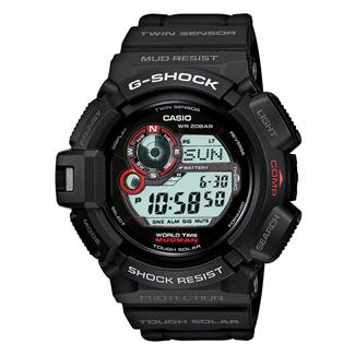 Casio Tactical G-Shock Mudman G9300-1 Black