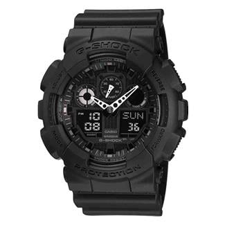 Casio Tactical G-Shock XL-G GA100 Black