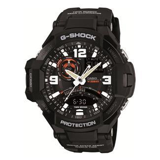 Casio Tactical G-Shock G-Aviation GA1000-1A Black