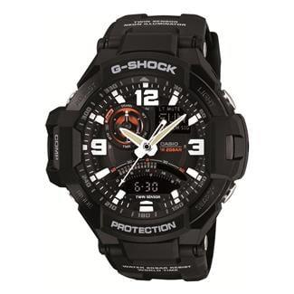 Casio Tactical Tactical G-Shock G-Aviation GA1000 Black