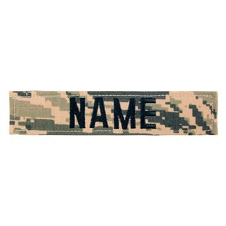 Name Tape ABU Ripstop