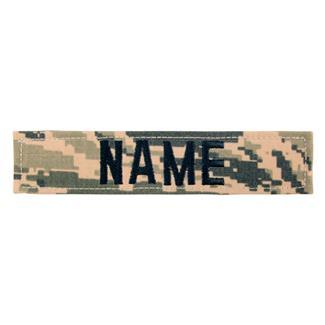 Name Tape ABU Ripstop