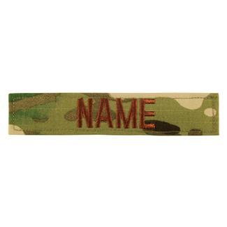 Name Tape Multicam