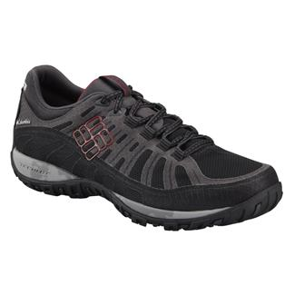 Columbia Peakfreak Enduro Outdry Black / Chili
