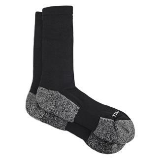 "Tru-Spec 6"" Tactical Performance Socks Black"
