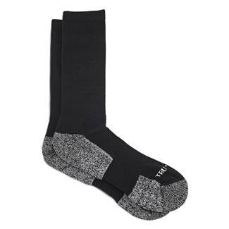 "Tru-Spec 9"" Tactical Performance Socks Black"
