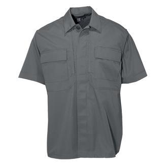 5.11 Taclite TDU SS Shirts Storm