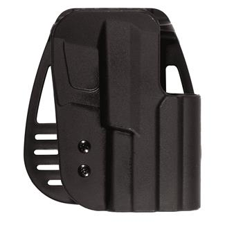 Uncle Mike's Kydex Hip Holster Black
