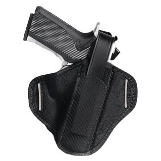 Uncle Mike's Super Belt Slide Holster Black