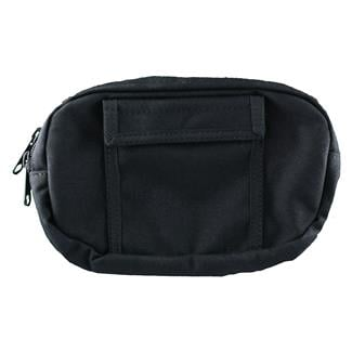 Uncle Mike's Gun Pak Belt Pouch Black