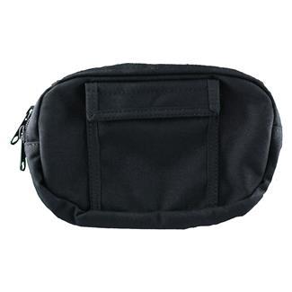 Uncle Mike's Gun Pak Belt Pouch Black