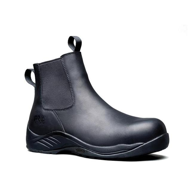 "Timberland PRO Valor 5"" Mount Vernon CT WP Black"