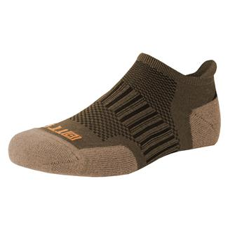 5.11 RECON Ankle Socks Timber