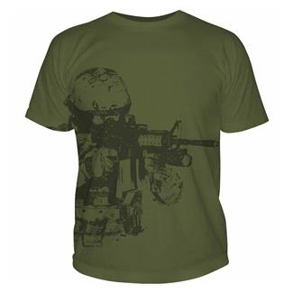 5.11 Watcher T-Shirt OD Green