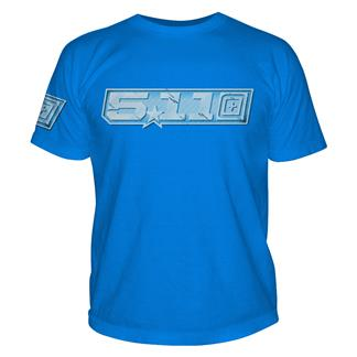 5.11 Gunmetal T-Shirt Blue