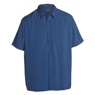 5.11 Short Sleeve Covert Shirts Select Cobalt Blue