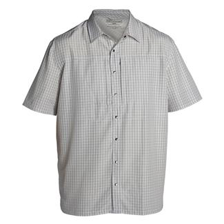 5.11 Short Sleeve Covert Shirts Performance Steam