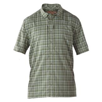 5.11 Short Sleeve Covert Shirts Performance Fatigue