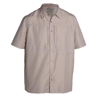 5.11 Short Sleeve Covert Shirts Performance Terracotta