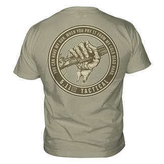 5.11 Cold Hands T-Shirts Tan