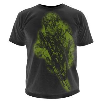 5.11 Hidden Hunter T-Shirts Black