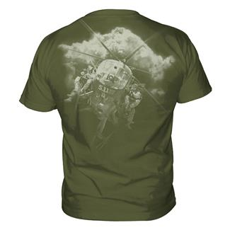 5.11 Little Bird T-Shirts OD Green