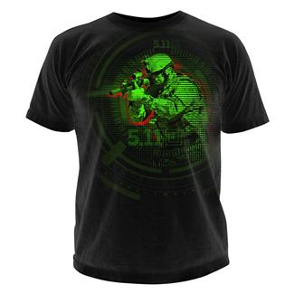 5.11 Night Vision T-Shirts Black