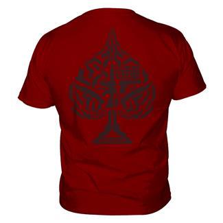 5.11 Ace of Blades T-Shirts Cardinal