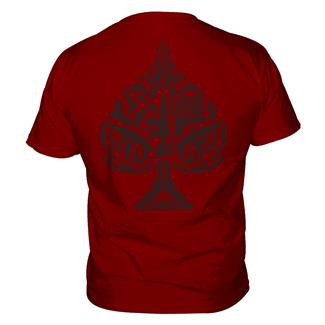 5.11 Ace of Blades T-Shirts Cardinal