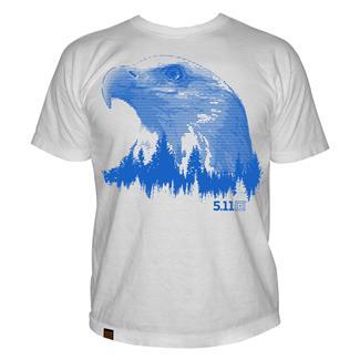 5.11 Treeline T-Shirts White