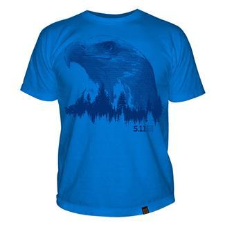 5.11 Treeline T-Shirts Blue