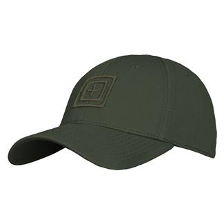 5.11 Scope Flex Hats TDU Green