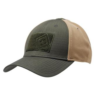 5.11 Downrange Hats TDU Green