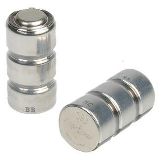 Lasermax Silver Oxide Battery LMS-3X393