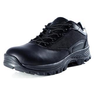 Ridge Oxford Duty Leather Black