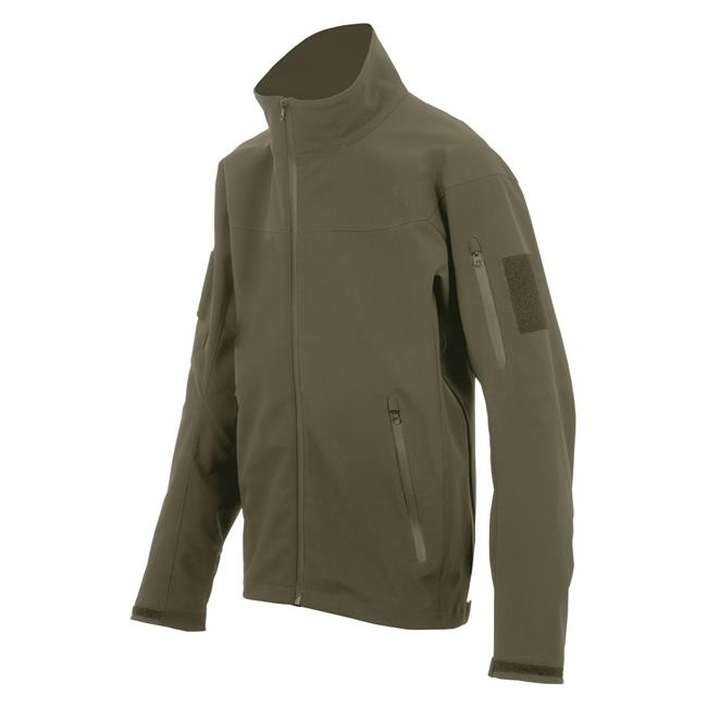 24-7 Series Tactical Softshell Jackets Olive Drab