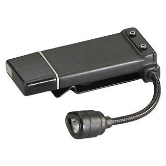 Streamlight ClipMate USB Clip-On Light Black