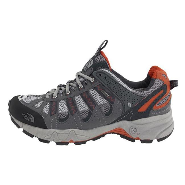 The North Face Ultra 105 GTX XCR Alloy Gray / Sienna Orange