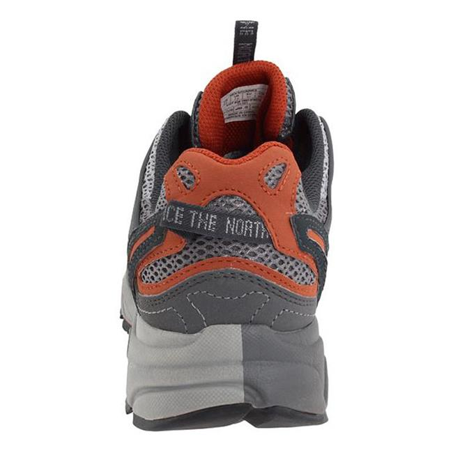 The North Face Ultra 105 GTX XCR Alloy Gray / Sienna Orange